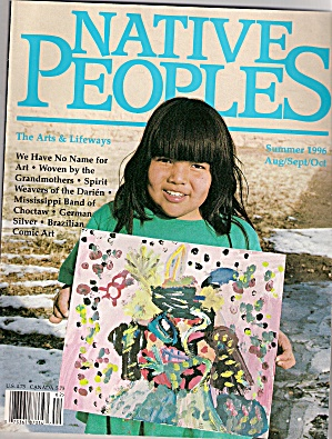 Native Peoples - Summer 1996v