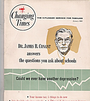 Changing Times - January 1966