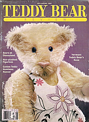 Teddy Bear Review - July/august 1993