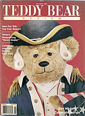 Teddy Bear Review - May/june 1994