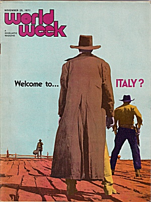 World Week- November 29, 1971