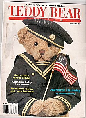 Teddy Bear Review - May/june 1991