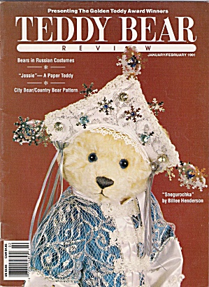 Teddy Bear Review -  January/February 1991 (Image1)