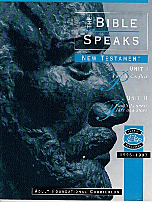 The Bible speaks - New testament   1996-1997 (Image1)