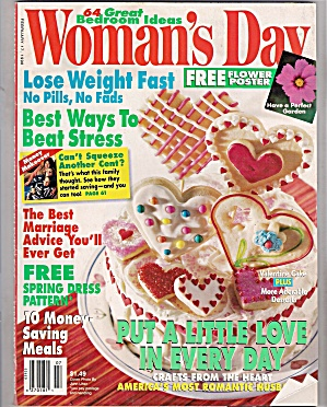 Woman's day = Feb ./ 17, 1998 (Image1)