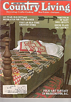 Country Living - April 1983