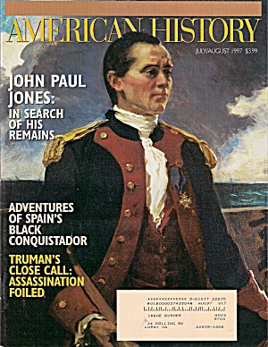 American History -  July/August 1997 (Image1)