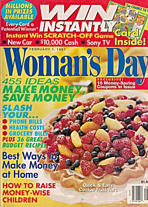 woman's day - February 1, 1997 (Image1)