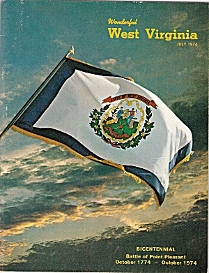 Wonderful West Virginia - July 1974