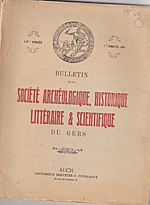 Societe Archeologique, Historique, Litteraire & scienti (Image1)