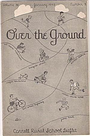 Over The Ground - Cornell Rural School Leaflet - Jan. 1
