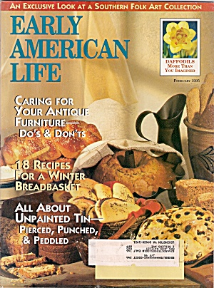 Early American Life -  February 1995 (Image1)