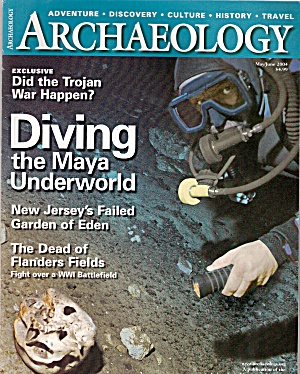 Archaeology - May/June 2004 (Image1)