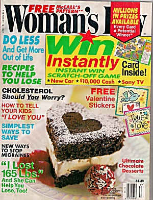 Woman's day -  February 16, 1997 (Image1)