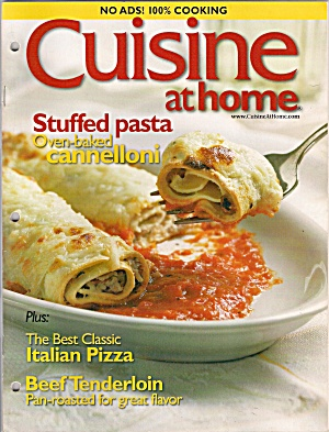 Cruisine At Home Magazine