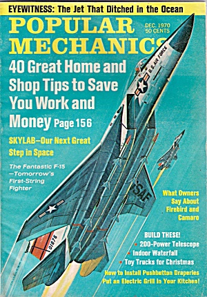 Popular Mechanics - Dec. 1970