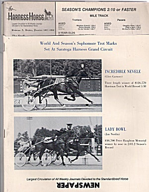 The Harness Horse - July 14, 1982