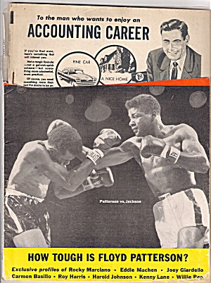 Boxing Yearbook 1958
