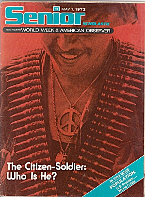 Senior Scholastic - May 1, 1972 (Image1)