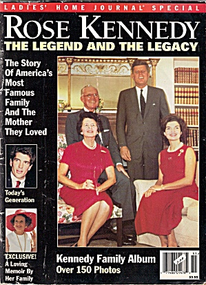 ROSE KENNEDY- the legend and the legacy - 1995 (Image1)