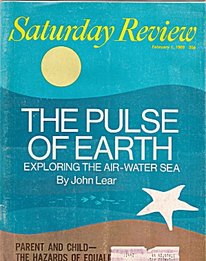Saturday Review - February 1, 1969
