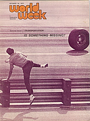 World Week magazine -  October 18, 1971 (Image1)