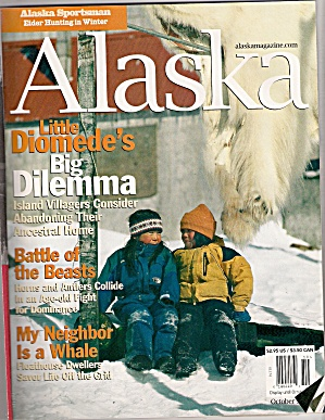 Alaska magazine - October 2002 (Image1)