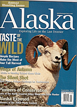 Alaska magazine -  September 2002 (Image1)