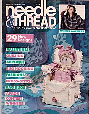 Needle & thread -January/FEbruary 1986 (Image1)