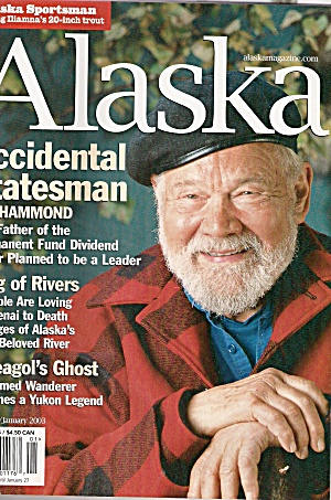Alaska magazine -  December/January 2003 (Image1)