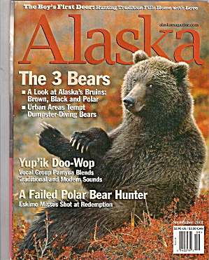 Alaska Magazine -  September 2001 (Image1)