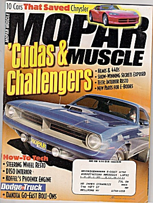 Mopar muscle -June 1999 (Image1)