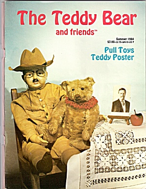 The Teddy Bear and friends - summer 1984 (Image1)