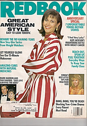 Redbook -    March 1991 (Image1)