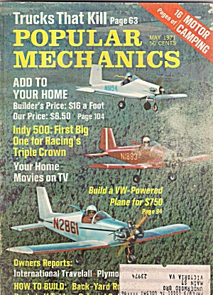 Popular Science - May 1971
