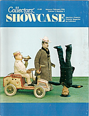 Collector's showcase - January/February 1984 (Image1)