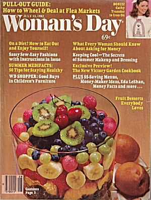 Woman's Day - July 13, 1982