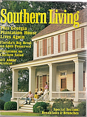 Southern Living - April 1988