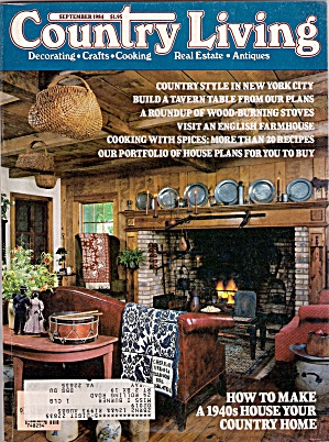Country Living - September 1984