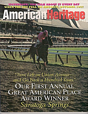 American Heritage - October 1997