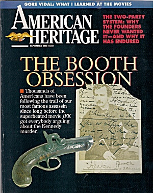 American Heritage - September 1992 (Image1)