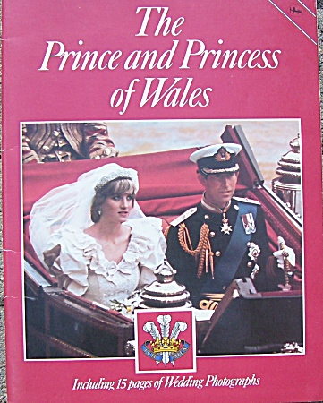The Prince and Princess of Wales (Image1)