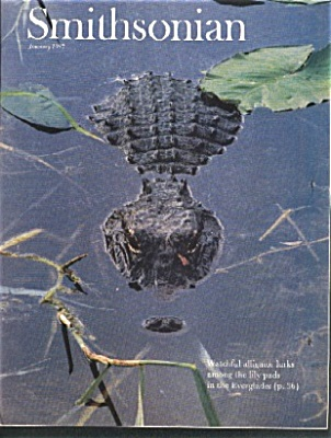 Smithsonian Magazine Everglades Texas 1987 (Image1)
