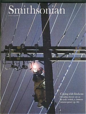 Smithsonian ~ Electrician ~ Wildebeests 1987 (Image1)