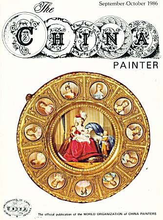 The China Painter Sept-oct 1986