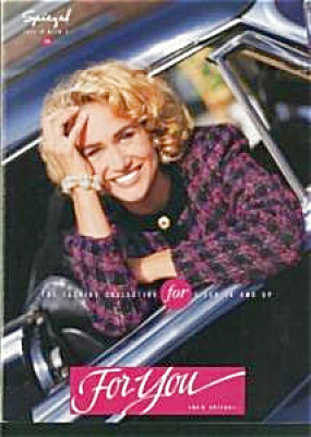 Spiegel Catalog 1991 FOR BIGGER WOMEN (Image1)