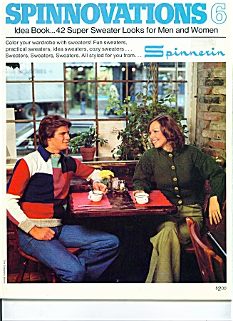Spinnovations6 42 Sweaters - Men - Women - Knit