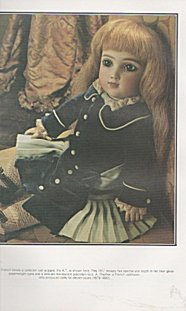 Vintage - Complete Book Of Dolls - Volume Two
