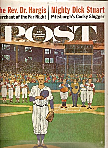 Saturday Evening Post magazine -  April 28, 1962 (Image1)
