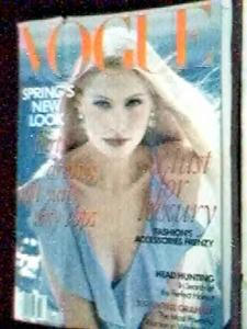 VOGUE Magazine 1997 K D LANG Kirsty Hume +++ (Image1)